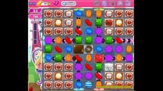 Candy Crush Saga - Level 1256 (3 star, No boosters)