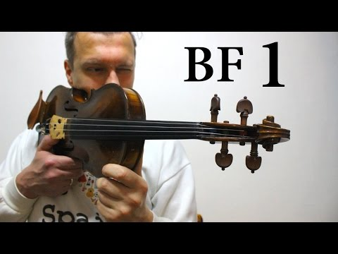 BATTLEFIELD 1 - Violin Cover by OneViolinBand