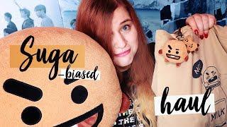 ☆ SUGA HAUL ☆ BT21 + Goods from Korea
