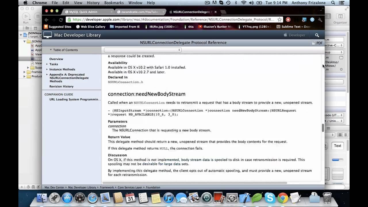 ios tutorial json parsing