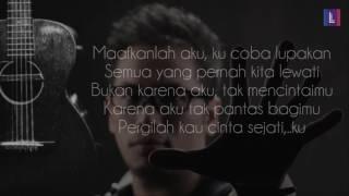 Sammy Simorangkir - Tak Bisa Mencintaimu (Lyric Video)