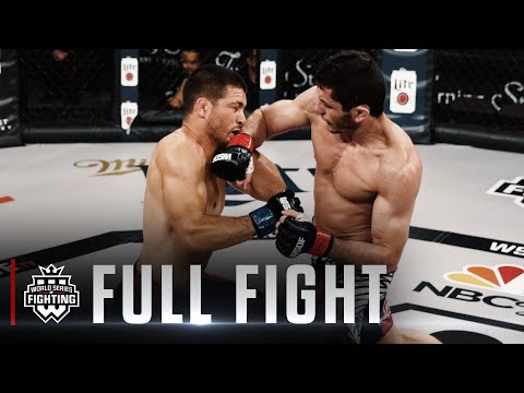 #WSOF35: Steven Rodriguez vs. Alexandre Almeida Full Fight