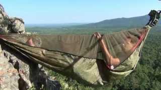 Гамак-палатка Rebel Gears. Обзор