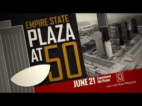 Experience the Vision: The Empire State Plaza at 50