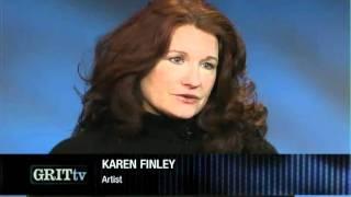 GRITtv: Karen Finley: Constructing Women