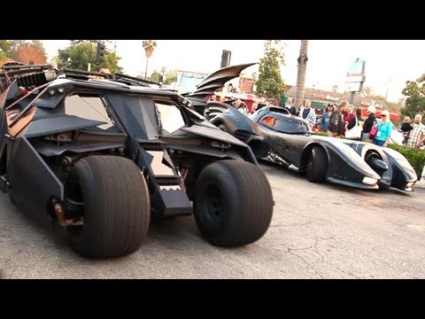 STAR CARS- Batmobiles United! (Pilot: Special Report)