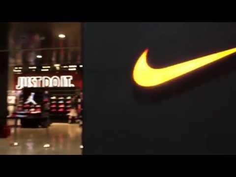We visit Nike's Headquarters in Shanghai