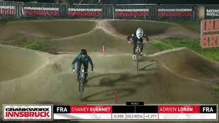 RockShox Innsbruck Pump Track Challenge - Guennet vs. Loron