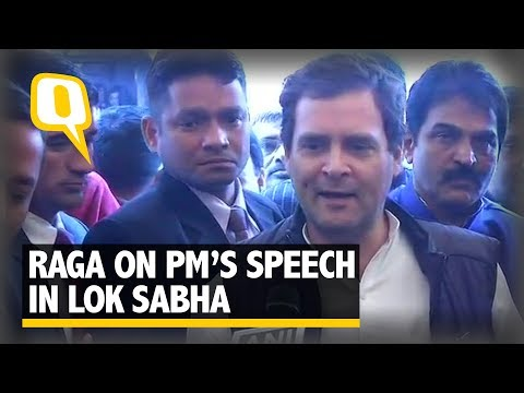 Modi Ji Has Forgotten That He Is the PM: Rahul Gandhi | The Quint
