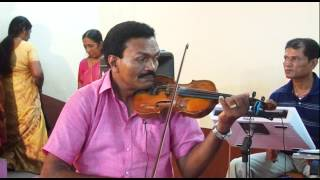 chinna chinna aasai Violin Cover - Bosco