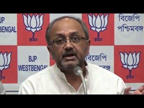 'Setu-gate Syndicate': Shri Siddhartha Nath Singh exposes TMC over Kolkata flyover collapse