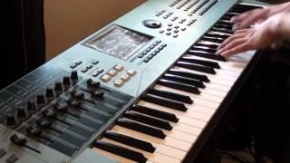 Major Lazer ft. Amber Coffman - Get Free - Keyboard Version