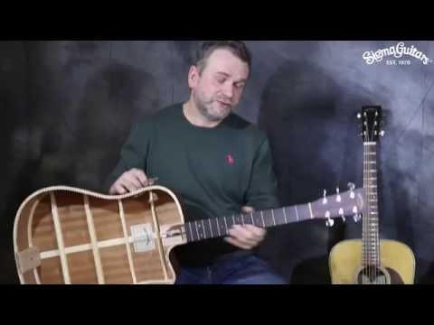 Sigma Guitars. Как устроена акустическая гитара