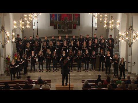 Josef Gabriel Rheinberger: Kyrie (Cantus Missae) - Junger Kammerchor Ostwürttemberg