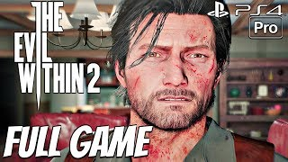The Evil Within 2 - Gameplay Walkthrough Part 1 FULL GAME [1080P HD] PS4 PRO