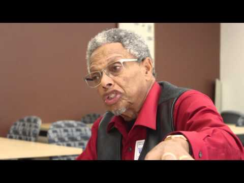 Professor Ealy Talks to us about the new African American Studies Scholarship