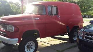 1964 Dodge W100 Power Wagon Town Panel