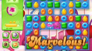 Candy Crush Jelly Saga Level 628 - NO BOOSTERS