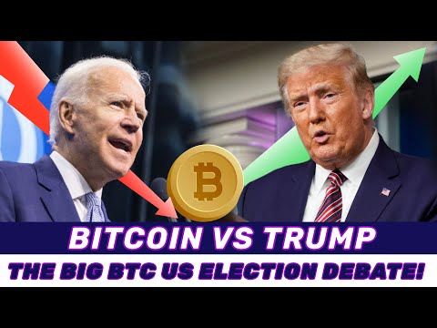 Bitcoin vs Trump - How Will the Upcoming US Elections Affect the Crypto Market? | AIBC Summit