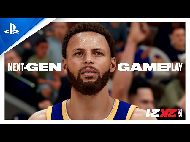 NBA 2K21 - Next-Gen Game Reveal Trailer | PS5