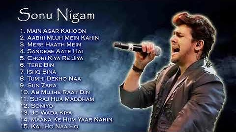 2 best of sonu nigam 2020  romantic hit songs of sonu nigam  bollywood songs collection 2020