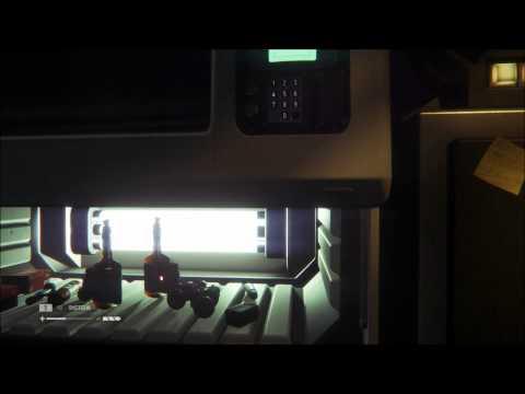 Alien: Isolation - Mike Tanaka | Secret Code
