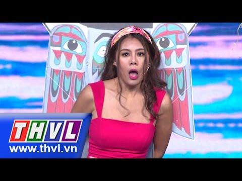 THVL | Cười xuyên Việt - Phiên bản nghệ sĩ | Tập 7: Lạc trên đảo hoang - Nam Thư