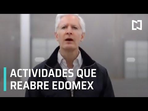Estado de México reabre algunas actividades - Paralelo 23