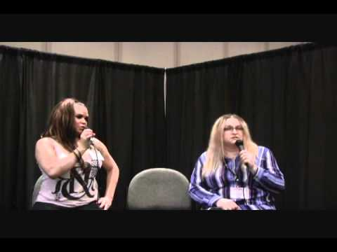 Video Lounge w/ Naycee Villarta Interview at the LGBT EXPO 2012 NYC