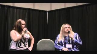 Video Lounge w Naycee Villarta Interview at the LGBT EXPO 2012 NYC