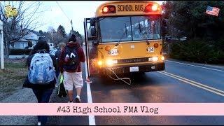 #43 High School FMA Vlog // EXCHANGE YEAR USA 2017/2018