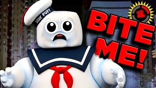 Film Theory: Ghostbusters - HOW MANY Calories is Stay Puft Marshmallow Man? by : The Film Theorists