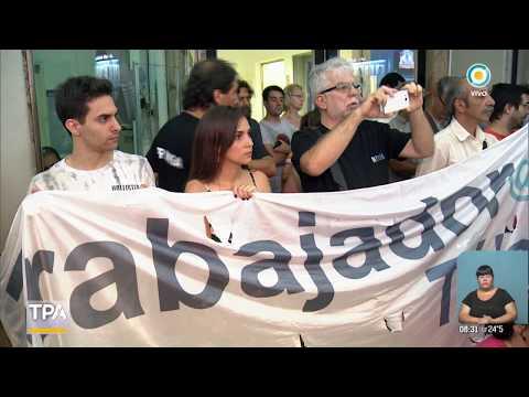 Despidos en Radio Nacional: Sipreba se suma a la marcha de ATE | #TPANoticias