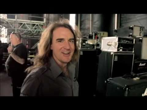 The Big Four Live - Backstage with David Ellefson Thumbnail image