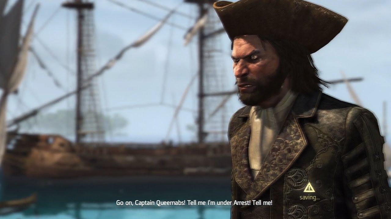 Screenshot story franchise terbaik Assassin's Creed.