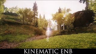 TES V - Skyrim Mods: Kinematic ENB Southern Light