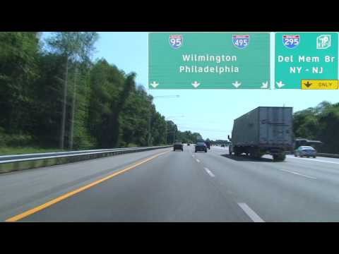 I-95 North - Wilmington, Delaware (REMIX)