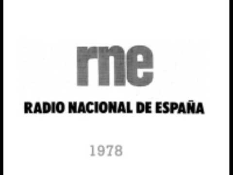 Audios históricos de Radio Nacional de España