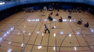 Detroit Wheel Chair Rugby Club vs Chicago Bears (2018) Game 2 Period 4