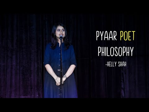 Pyaar Poet Philosophy - Helly Shah | Hindi Storytelling