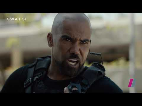S.W.A.T. S1 | Trailer | Action Series On Showmax