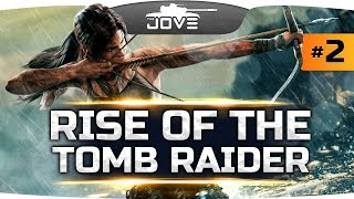 СТРАШНАЯ БАБА ЯГА ● Rise Of The Tomb Raider #2