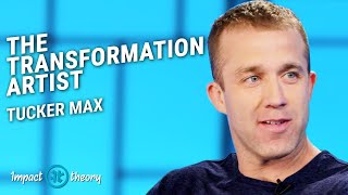 How to Totally Reinvent Yourself | Tucker Max on Impact Theory thumbnail