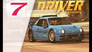 Driver San Francisco Gameplay Pc Mission 7 (Walkthrough) HD