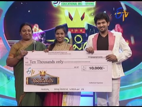 Champion |5th March 2017 | Full Episode | ETV Telugu