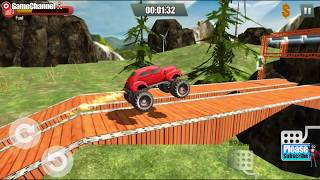 4 x 4 Furious Racing / Race Simulator / Truck Driver / Android Gameplay Video #2