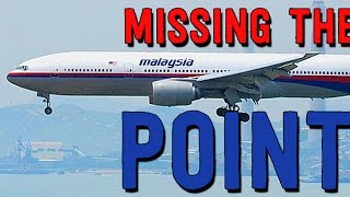 """Malaysia Airlines Flight 370 - The """"News"""" Has Become """"Speculation"""""""