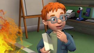 Sam el Bombero Español 🌟Norman en la estación de bomberos 🌟 Nuevos episodios 🔥Dibujos animados