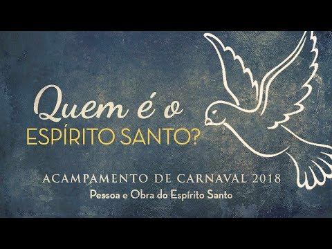 Quem é o Espírito Santo? - PNEUMATOLOGIA - Paulo Junior