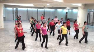 Babelonia - Line Dance  ( Dance & Walk Through )